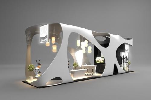 نتیجه تصویری برای اصول طراحی غرفه نمایشگاهی